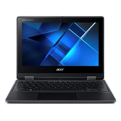 "Acer TravelMateSpin3 B3 Pentium Silver N5030 4GB 64GB 11.6""FHD IPS Touch IntelUHD PEN Win10Pro Black"
