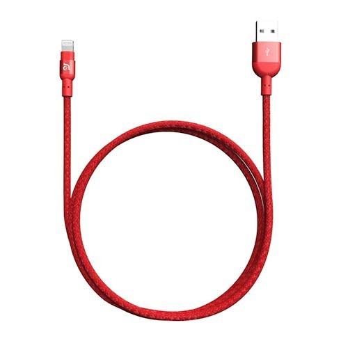 Adam Elements kábel PeAk II 200B Lightning to USB 2m - Red