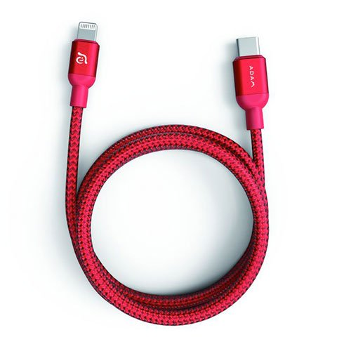 Adam Elements kábel Peak II C200B USB-C to Lightning 2m - Red