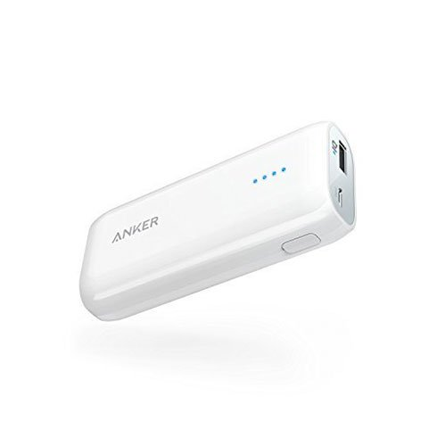 Anker powerbank Astro E1 5200 mAh - White