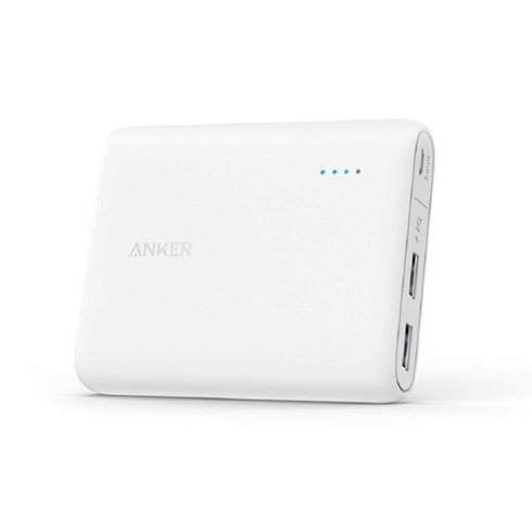 Anker powerbank PowerCore 10400 mAh - White