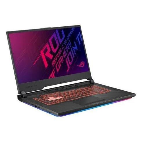 "ASUS G531GU-AL249T, i7-9750H, 16GB, 1TB SSD, 15.6"" FHD 120Hz, GTX1660Ti 6GB, Win10 Home, Black"
