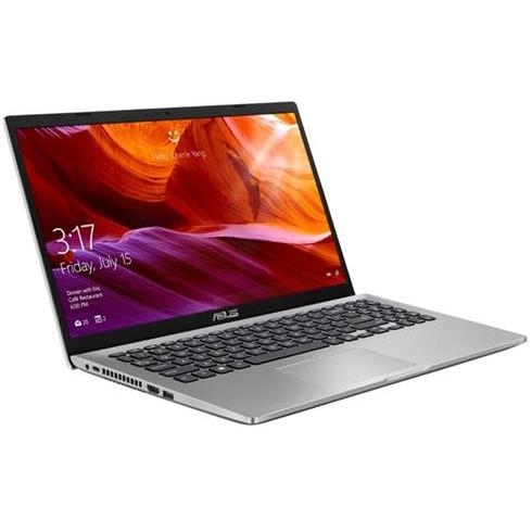 "ASUS Laptop 15 M509DJ-BQ226T R7-4700U, 8GB, 1TB HDD + 512GB SSD, MX230 (2GB) 15,6"" FHD, Win 10, Silver"