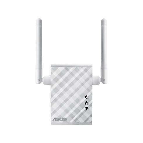 ASUS RP-N12 Wireless Range Extender/AP/Media Bridge, 802.11 b/g/n, 300Mbps