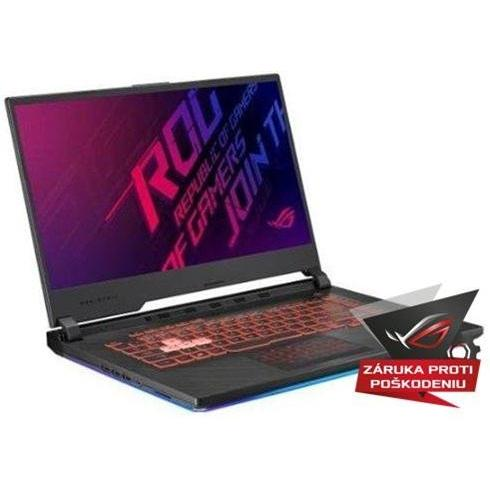 "ASUS Strix G G531GT-OR347T, i5-9300H, 8GB, 256GB SSD, Nvidia GTX1650(4), 15,6"" FHD, Win10 Home, Black"