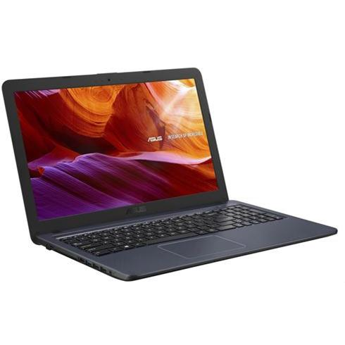 "ASUS X543UA-DM1898T, 4417U, 4GB, 256GB SSD, 15.6"" FHD, UHD 620, Win10 Home, Plastic Star Gray"