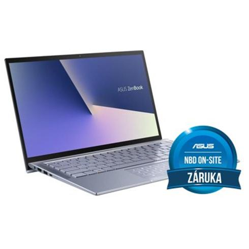 "ASUS Zenbook 14 UX431FA-AN001T i5-8265U, 8GB, 256GB SSD, UHD 620, 14"" HD, Silver, Win 10, 2y On-Site"
