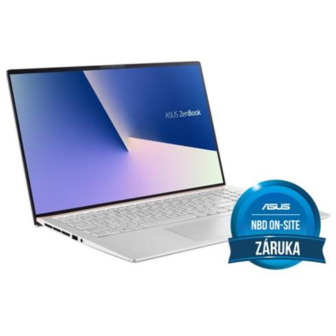 ASUS Zenbook 15 UX533FTC-A8188R, i7-10510U, 16GB, 512GB SSD, Nvidia GTX1650(4), Win10 Pro, Icicle Silver, 2y On-Site