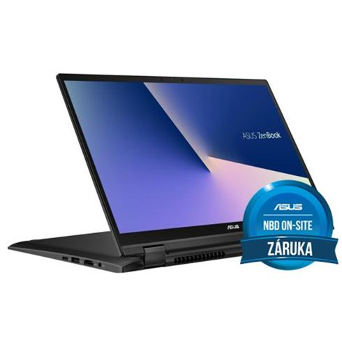 "ASUS Zenbook Flip 14 UX463FA-AI011T, i5-10210U 8GB 512GB PCIe SSD UHD 620 14""FHD Touch Win10 Home, Gray, 2y On-Site"