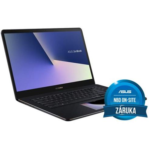 "ASUS Zenbook Pro 15 UX580GD-BN033R i7-8750HQ(4.10GHz) 16GB 512GB 15,6"" FHD GTX1050 4GB Win 10 Pro Metal Blue, 2y On-Site"