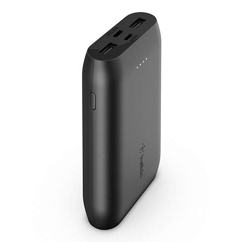 Belkin Boost Charge powerbank 10K Multiport - Black