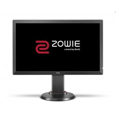 "BenQ 24"", TN LCD, W-LED, 1920x1080, 16:9, 1ms, 1000:1, 12M:1, 250cd, VGA, DVI, 3x HDMI, repro, black"