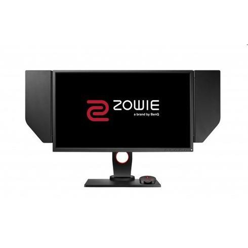 "BenQ 27"", TN LCD, W-LED, 2560x1440, 16:9, 1ms, 1000:1, 12M:1, 250cd, DVI, 2x HDMI, DP, 3x USB 3.0, pivot, black"