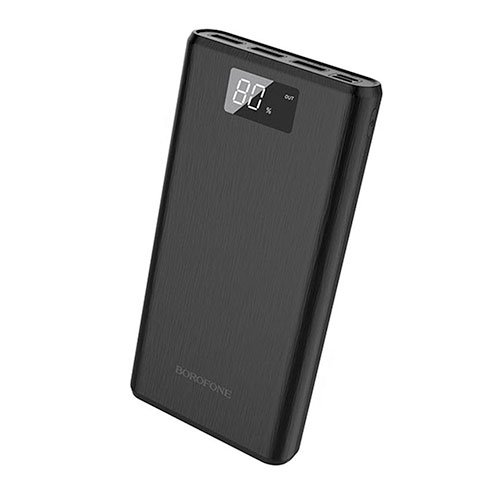 Borofone powerbank BT2D FullPower 30 000 mAh - Black