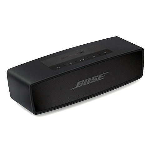 Bose SoundLink Mini II Special Edition Triple Black reproduktor