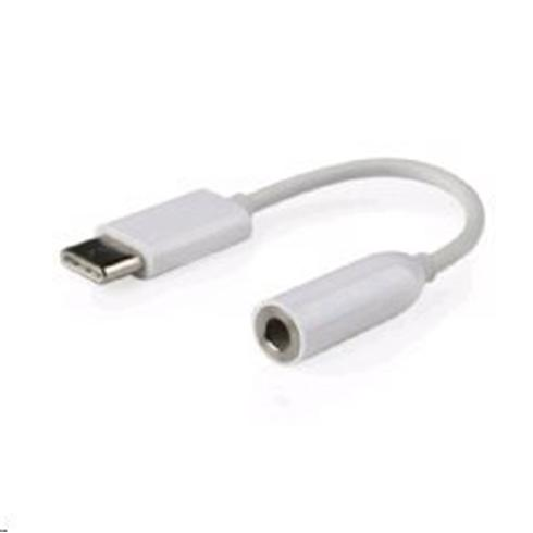 Cablexpert kábel adaptér USB Type-C na 3,5mm jack /F/