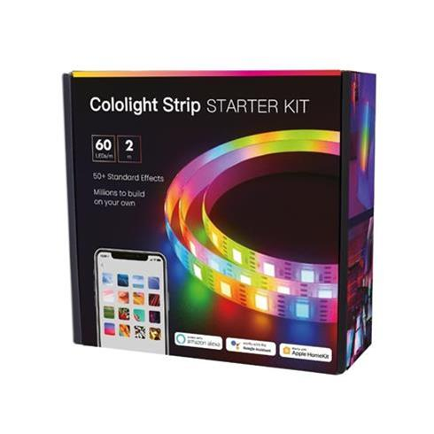 Cololight Strip Starter Kit - smart LED pásek, 60 LED/m, 2 m
