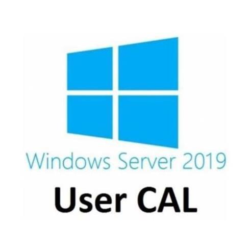 DELL, 1-pack of Windows Server 2019/2016 User CALs (STD or DC) Cus Kit