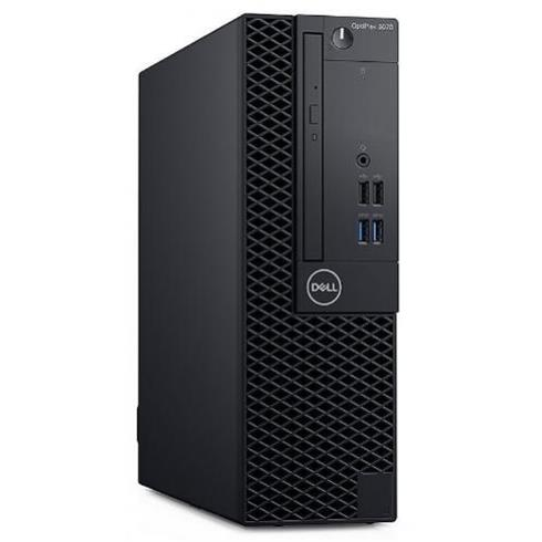 DELL Optiplex 3070 SFF/Core i5-9500/8GB/256GB SSD/Intel UHD 630/DVD RW/NO Kb/W10Pro/3y ProSupport OS