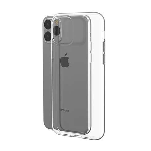 Devia kryt Naked TPU Case pre iPhone 11 Pro - Clear