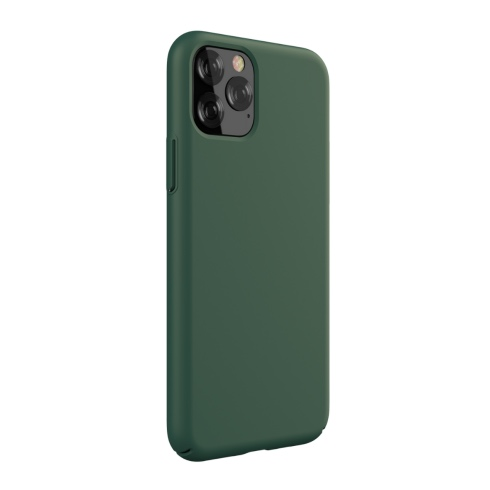 Devia kryt Nature Series Silicone Case pre iPhone 11 Pro - Green