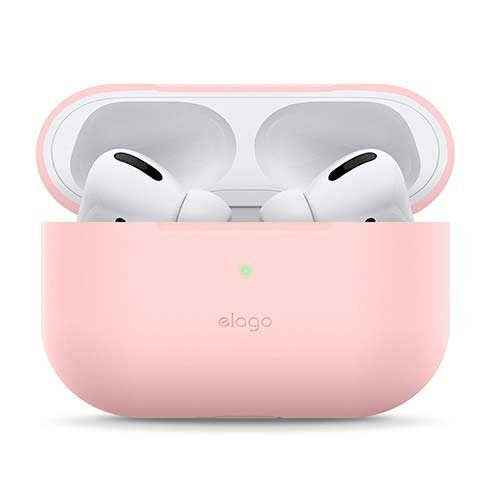 Elago Airpods Pro Silicone Case - Lovely Pink