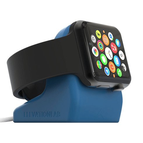 Elevationlab Nightstand for Apple Watch Blue