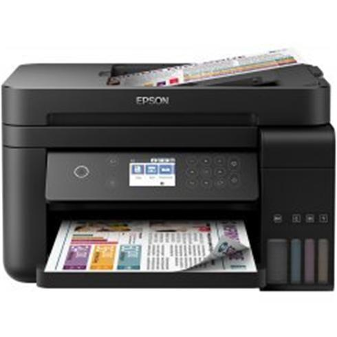 Epson L6170, A4, color All-in- One, ADF, USB, LAN, WiFi, iPrint, duplex