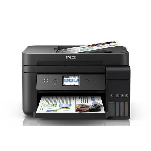 Epson L6190, A4, color All-in- One, Fax, ADF, USB, LAN, WiFi, iPrint, duplex