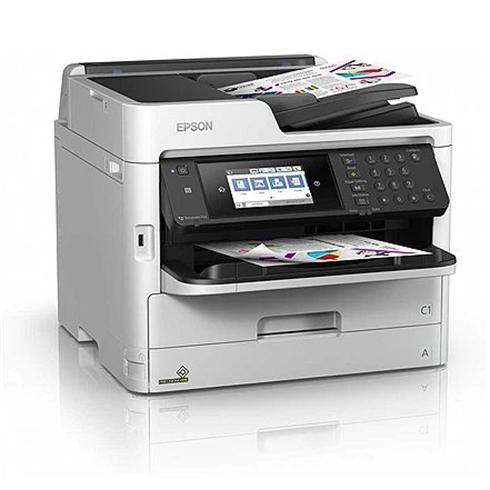 Epson WorkForce Pro WF-C5710DWF, A4, All-in-One, LAN, duplex, ADF, Fax, WiFi, NFC