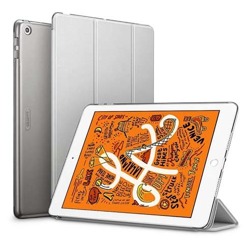 ESR puzdro Colour Edition pre iPad mini 5 gen. (2019) - Silver