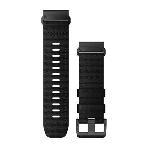 GARMIN Nylonový remienok QuickFit™ 26 Tactical Black (ND)