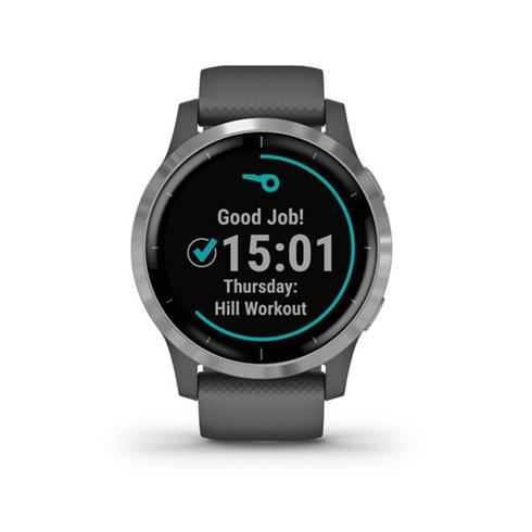 GARMIN Vivoactive 4 Shadow Gray/Silver