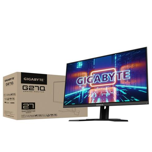 "GIGABYTE 27"" G27Q Gaming Monitor, 165Hz, IPS, Plochy"