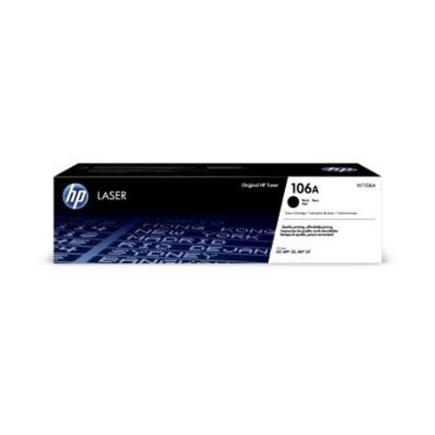HP 106A Black Original Laser Toner Cartridge