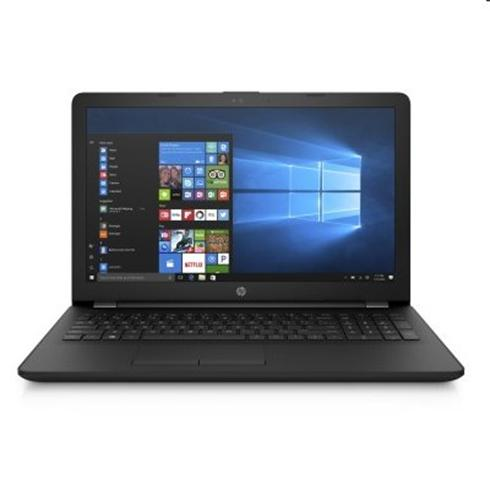 HP 15-bs160nc, i3-5005U, 15.6 HD/SVA, UMA, 4GB, SSD 128GB, DVDRW, W10, 2/2/0, Jet Black