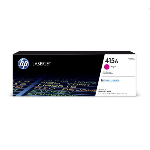 HP 415A Magenta LaserJet Toner Cartridge