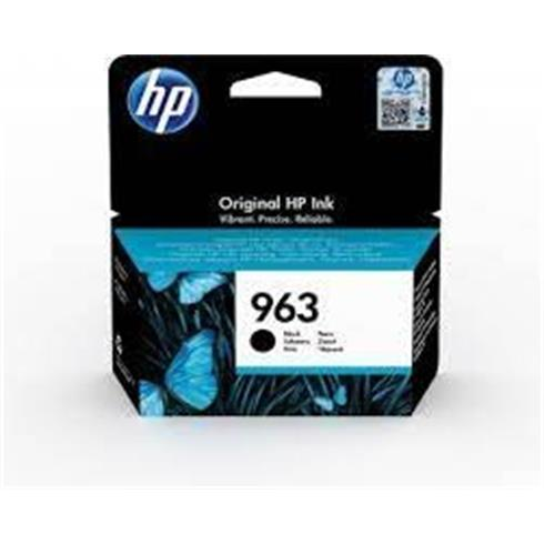 HP 963 Black Original Ink Cartridge