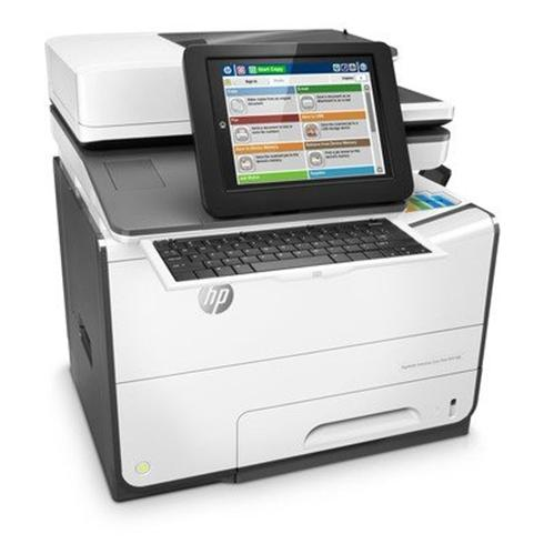 HP PageWide Enterprise Color Flow MFP 586z (A4,75 ppm, USB 2.0, Ethernet, Duplex, Print/Scan/Copy/Fax)