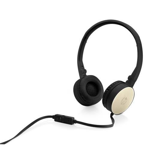 HP Stereo Headset H2800 (Black w. Silk Gold)