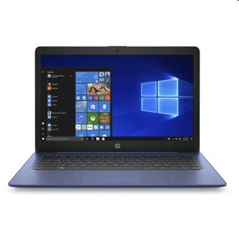 HP Stream 14-ds0006nc, A4-9120e, 14.0 HD/TN, UMA, 4GB, 64GB eMMC , ., W10S, 2/2/0, Royal Blue