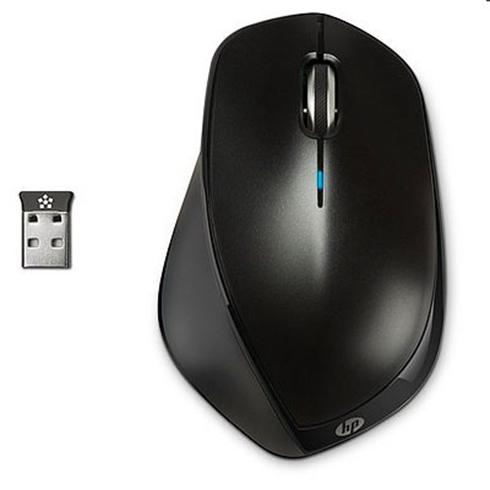 HP Wireless Mouse X4500 Black