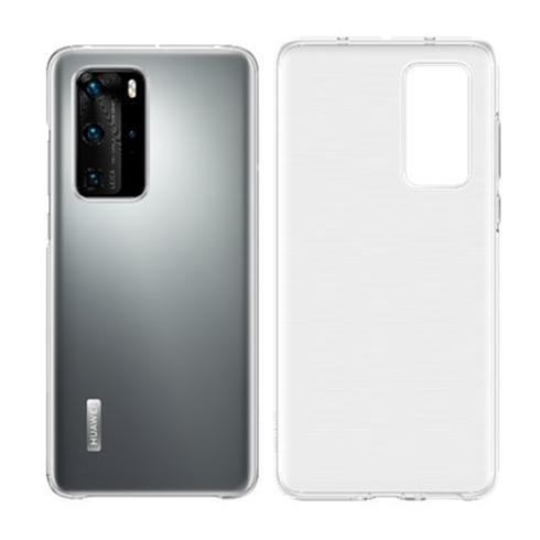 Huawei Silicone Case P40 Pro Transparent