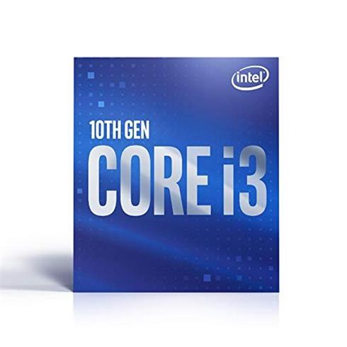INTEL Core i3-10100 (3,6Ghz / 6MB / Soc1200 / VGA) Box