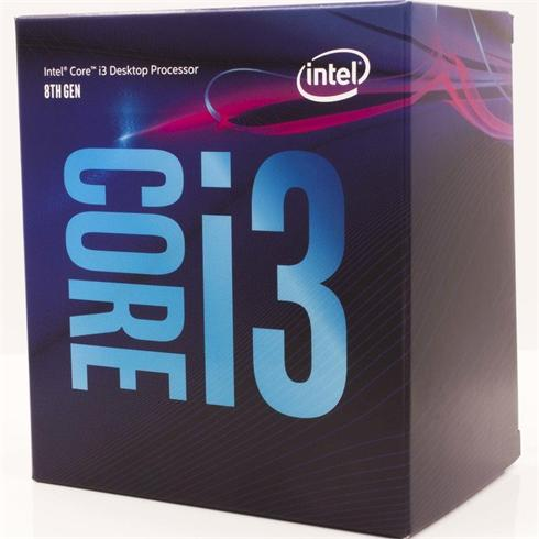 INTEL Core i3-8100 (3,6Ghz / 6MB / Soc1151 / VGA) Box