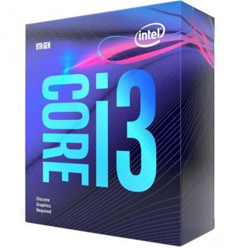 INTEL Core i3-9100F (3,6Ghz / 6MB / Soc1151 / no VGA) Box