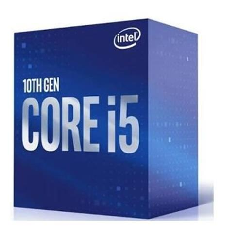 INTEL Core i5-10400 (2,9Ghz / 12MB / Soc1200 / VGA) Box