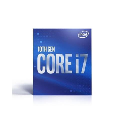 INTEL Core i7-10700 (2,9Ghz / 16MB / Soc1200 / VGA) Box