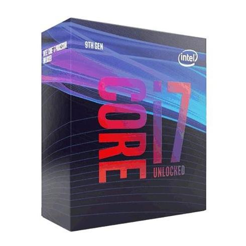 INTEL Core i7-9700K (3,6Ghz / 12MB / Soc1151 / VGA) Box