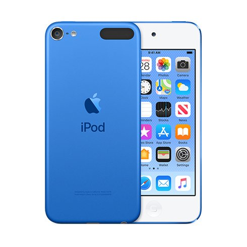 iPod touch 128 GB Modry